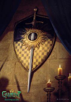Ornamental Sword - Gwent Card Game