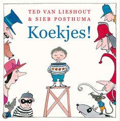 Ted van Lieshout en Sieb Posthuma - Koekjes! (aftelboek) (4+)