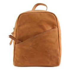 Women's Hadaki by Kalencom Eco Leather Backpack - Camel Backpacks Small Leather Bag, Brown Leather Backpack, Leather Art, Camel Backpacks, Leather Backpacks, Women's Backpacks, Leather Bags Handmade, Classic Leather, Vintage Leather