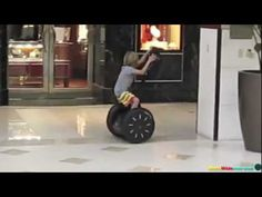 """The Ultimate Segway Fails Compilation.  [@Christine Lemke of course asks, """"do they have you in it?""""]"""