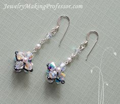Combines basic weaving and basic pinwork to create a shape that sparkles like a star.