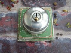 Period-French-Vintage-Chrome-Pattress-mounted-polished-Dolly-light-switch