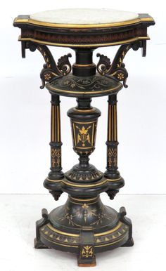 New Jersey's most trusted auction professionals since S&S Auction specializes in fine art, high quality furniture, and mid-century modern design. Victorian Furniture, Victorian Decor, Victorian Homes, Vintage Decor, Antique Furniture, Furniture Decor, Furniture Design, Furniture Outlet, Distressed Furniture