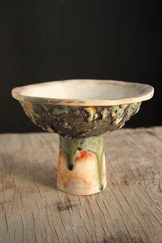 Martha Underriner Coil Pot Handbuilding Ceramic Texture