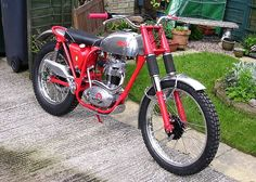 1961 BSA C15 250 Trials