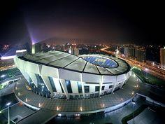 Birdair / Project Gallery / Shanghai Stadium
