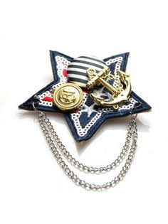 British Badge Pin