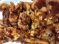 Asian spicy pork loin
