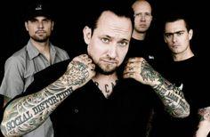 Volbeat Århus 2011