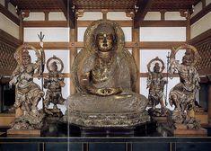 阿弥陀如来像 京都・岩船寺