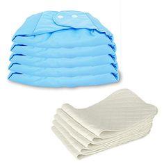 5 Stück Wiederverwendbare Waschbare Verstellbar Babywindeln Baby Windelhose Baby-Tuch-Windel Weicher Stoff, Größe Verstellbar (Blau) Dazone http://www.amazon.de/dp/B015W6X12A/ref=cm_sw_r_pi_dp_4jgNwb0HG3DWZ