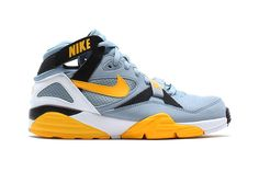 Nike Air Trainer Max '91: Stone Grey/Yellow/Black