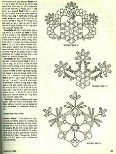 Boże Narodzenie - śnieżynki - Urszula Niziołek - Picasa Webalbumok