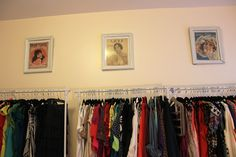 Turning A Spare Room Into A Walk-In Closet