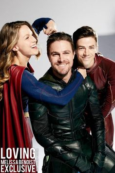 heroes aren't fearless arrowverse qoutes I Love Series, Cw Series, Supergirl Comic, Supergirl And Flash, Supergirl Season, Cw Crossover, The Cw Tv Shows, Superhero Shows, Arrow Cw