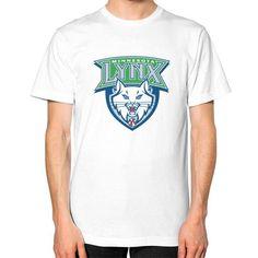 Minnesota Lynx Unisex T-Shirt (on man)