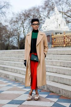 Street Style - Perfect Combo - monstylepin #fashion #style #streetstyle #trend #outfit