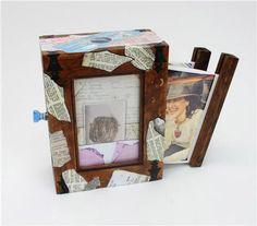 Photo Album/Box : Michaels Projects