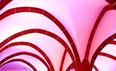Hypnosis / Medieval City Hall interiors / Frankfurt am Main, Germany https://www.facebook.com/goodallphoto #romer, #frankfurt, #frankfurtammain, #germany, #cityhall, #medievalbuilding, #arch, #arches, #vintage, #old, #history, #architecture, #industrial,art, #industrialart, #landmark, #attraction, #romerberg, #art