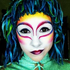 Emily McCarthy in Cirque Du Soleil's Varekai