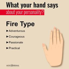 Types of Hands In Palmistry and What They Say About Your Personality Palmistry Reading, Genetic Abnormalities, Cv Words, Hand Reflexology, Types Of Hands, Palm Reading, Go Getter, Hand Type, Working People