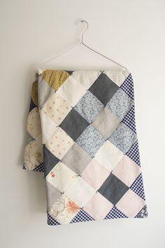 la casita: Quilt #2 gorgeous colour & texture