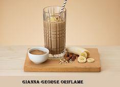 Natural balance Shake με Γεύση Σοκολάτα-29691 €35,90 €27,60 21 μερίδες,378gr Υψηλή περιεκτικότητα σε πρωτεΐνες από τρεις πηγές πρωτεϊνών. Οι πηγές ποικίλουν ώστε να προσφέρουν όλα τα απαραίτητα αμινοξέα στον οργανισμό σας. Η πρωτεΐνη Αυγού έχει ένα πλήρες προφίλ αμινοξέων. Η πρωτεΐνη Μπιζελιού προσφέρει βέλτιστα επίπεδα κορεσμού. Η Πρωτεΐνη Ορού Γάλακτος διαθέτει ένα πλήρες προφίλ αμινοξέων και απορροφάται άμεσα από τον οργανισμό. Chocolate Banana Smoothie, Oriflame Cosmetics, Nutrition Drinks, Cocktail Drinks, Cocktails, Health, Food, Recipes, Searching