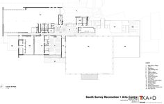 Gallery - South Surrey Recreation & Arts Centre / Taylor Kurtz Architecture+Design - 31
