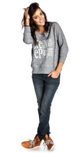 Love this comfy style for this Autumn... #DARETOWEAR