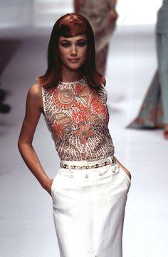 Valentino Spring/Summer 1996 (Ready To Wear)