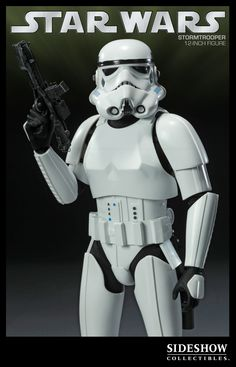 Stormtrooper / Sixth Scale Figure / Sideshow Collectibles / Edition size: 1500 / JCG