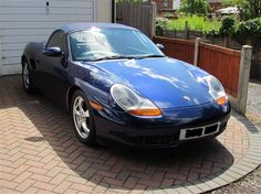 Used 2001 Porsche Boxster 986 [96-04] 24V for sale in Worcestershire | Pistonheads