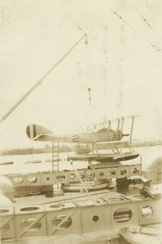 Seaplane, photo with New Zealand photos, circa 1925, but internet says the USS Concord was in the Hawaiian Islands circa 1924-1925, so this was taken while Howard E Willis served aboard the USS Arizona or the USS Neches