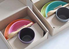 BIOBU Geschirrkollektion (spülmaschinenfeste Geschirrkollektion aus Bambusfasern ) von EKOBO - bei Avocado Store günstig kaufen