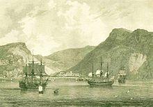 Jamestown, Saint Helena - Wikipedia entry