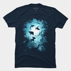 Deepness T Shirt By Timizy01 Design By Humans