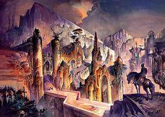 Citadel of the Autarch - Bruce Pennington