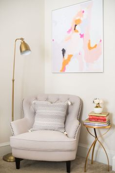 Heloise McKee's Washington, D.C. Apartment Tour | The Everygirl