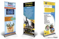 design BANNERS for Indoor and Outdoor Advertising by ushan_creations