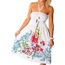 One-size-fits-all Tube Dress $19.99