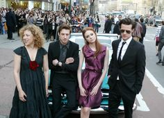 these people are so cool,especially Rory, he just oozes it.