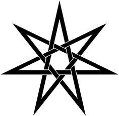 Elven Star Knot  by ~JosephPurificato