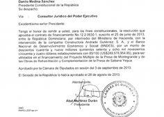 Folha Política: Congresso da República Dominicana mostra contrato que o BNDES esconde