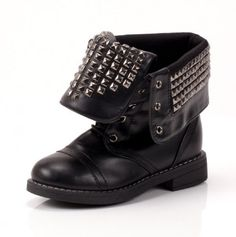 Youth Candy 3 Boot black studs