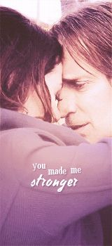 Rumbelle   You made me stronger (gif)