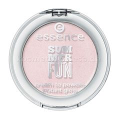 essence - Puder - summer fun - cream to powder instant glow - 01 walking on…
