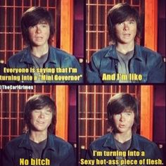 Image result for the walking dead imagines carl