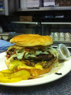 Town Topic Hamburgers