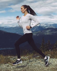 The perfect gear for your winter run