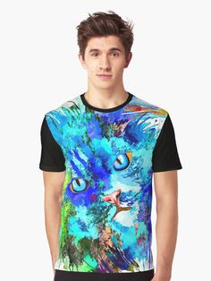 Colorful animals art. • Also buy this artwork on apparel, stickers, phone cases, and more.